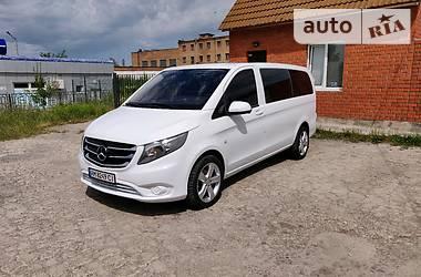 Mercedes-Benz Vito пасс. 2016 в Бердичеве