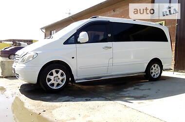 Mercedes-Benz Vito пасс. 2006 в Луганске