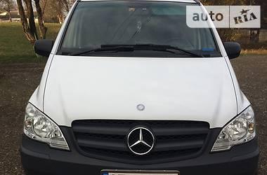 Mercedes-Benz Vito пасс. 2012 в Ивано-Франковске