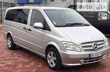 Mercedes-Benz Vito пасс. 2012 в Ровно