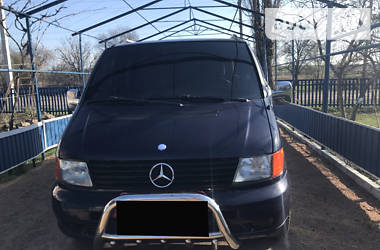 Mercedes-Benz Vito пасс. 1999 в Мариуполе