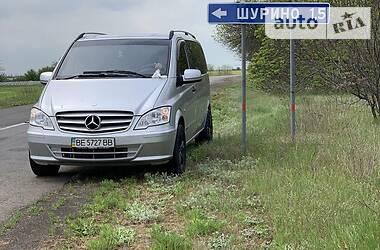 Mercedes-Benz Vito пасс. 2004 в Николаеве