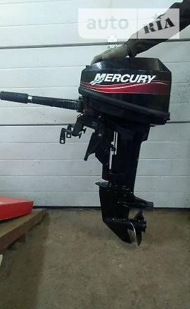 Mercury 9.9 HP 2012 року
