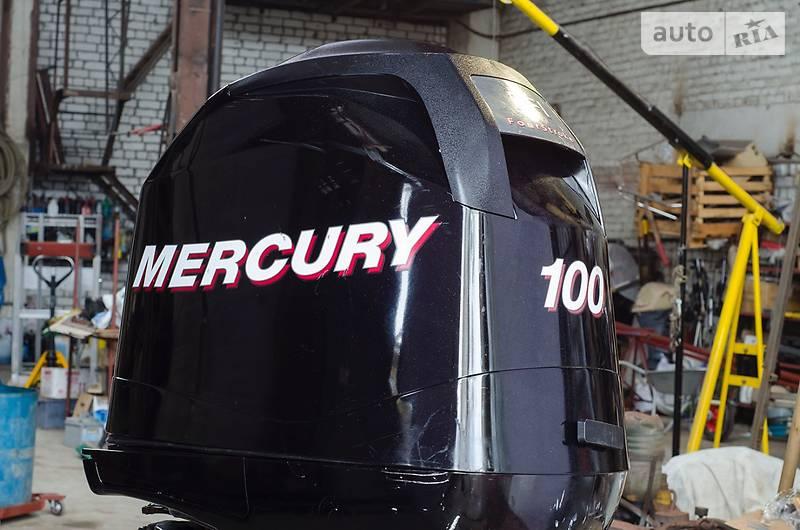 Mercury F 2010 года