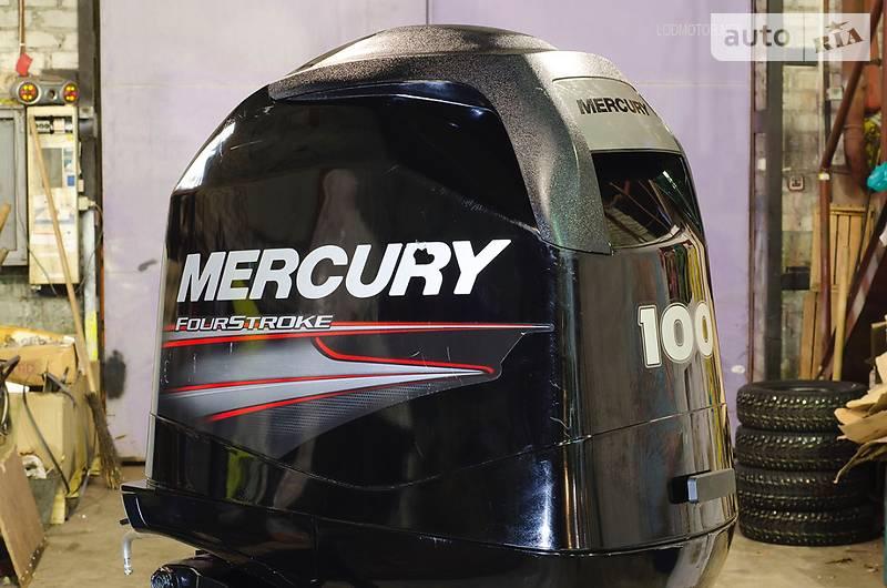 Mercury F 2013 года