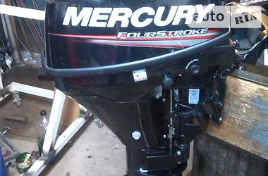 Mercury F 9.9  2014