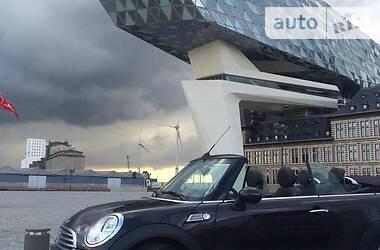 MINI Cabrio 2015 в Киеве
