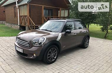 MINI Countryman 2014 в Луцке