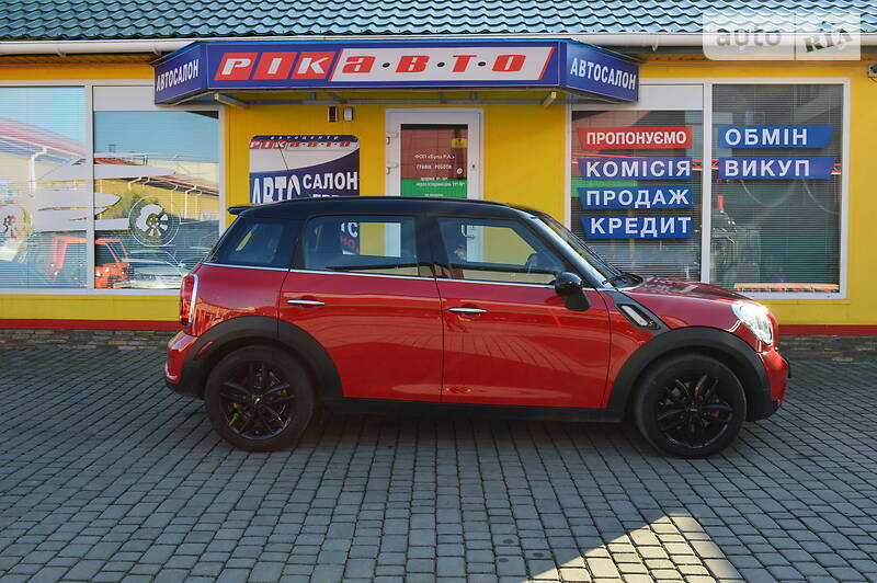 MINI Countryman 2012 года в Львове