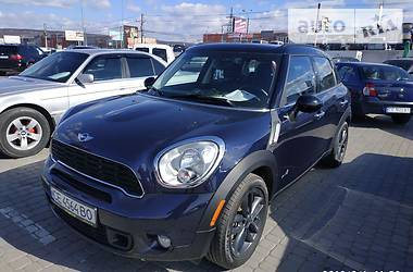 MINI Countryman 2014 в Черновцах