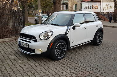 MINI Countryman 2014 в Ивано-Франковске