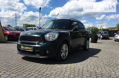 MINI Countryman 2012 в Львове