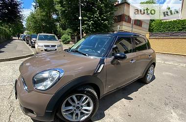 MINI Countryman 2011 в Львове