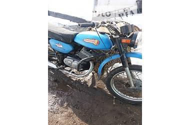 Минск 125  1986