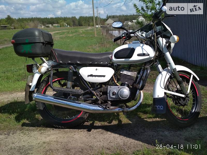 Минск 125 1990 в Лимане