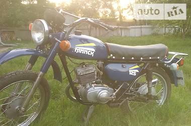 Минск 125 1991 в Городенке