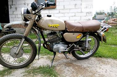 Минск 125 1994 в Киверцах