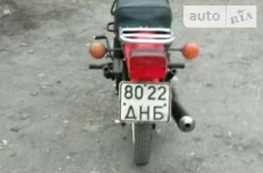 Минск 125 1980 в Кривом Роге