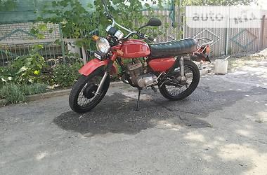Мінськ 125 1987 в П'ятихатках