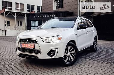 Mitsubishi ASX 2015 в Луцке