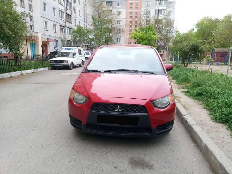 Хетчбек Mitsubishi Colt 2009 в Миколаєві