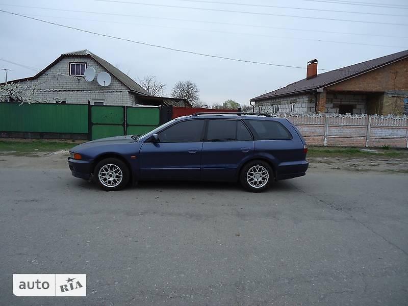 Mitsubishi Galant 1997 в Одессе