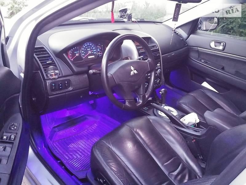 Mitsubishi Galant 2007 в Краматорске