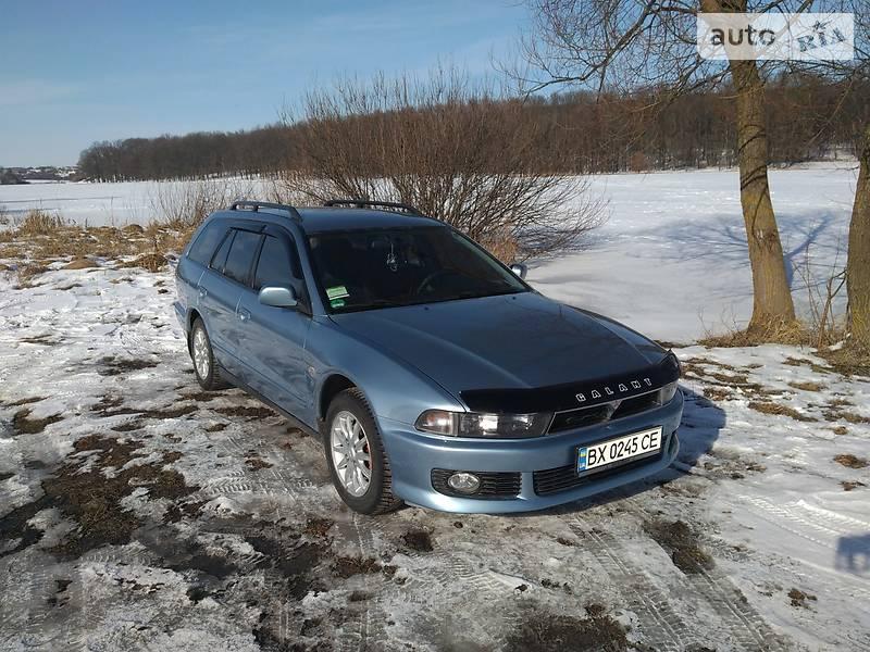 Mitsubishi Galant 1999 в Красилове