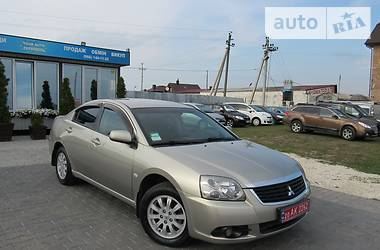 Mitsubishi Galant 2008 в Тернополе