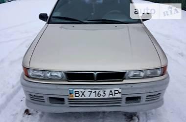 Mitsubishi Galant 1990 в Бердичеве