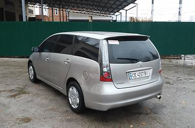 Mitsubishi Grandis 2008 в Черновцах