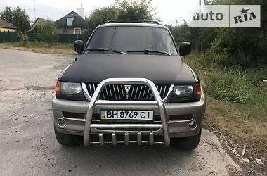 Mitsubishi Montero 1999 в Виннице