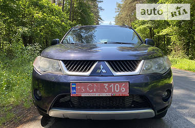 Внедорожник / Кроссовер Mitsubishi Outlander XL 2008 в Луцке