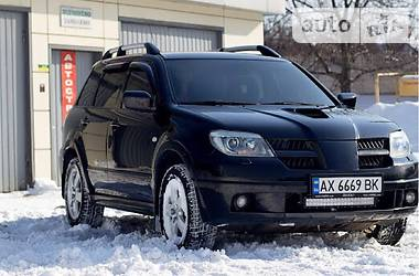 Mitsubishi Outlander turbo 2005