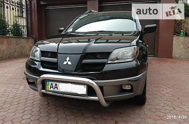 Mitsubishi Outlander 2004 в Киеве