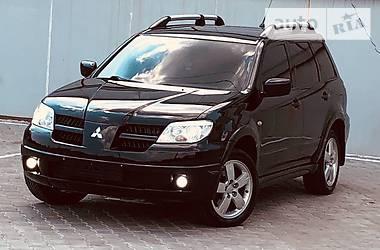 Mitsubishi Outlander 2008 в Одессе