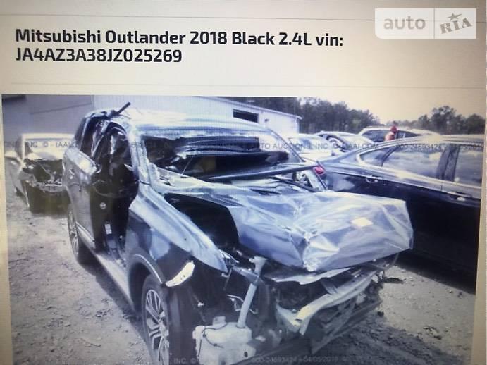 Mitsubishi Outlander 2018 года в Днепре (Днепропетровске)