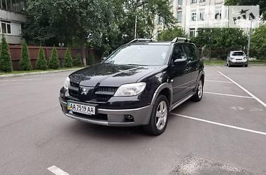 Mitsubishi Outlander 2006 в Киеве