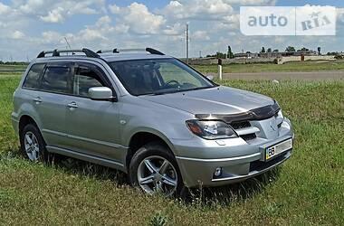 Позашляховик / Кросовер Mitsubishi Outlander 2003 в Алчевську