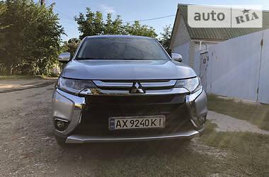 Внедорожник / Кроссовер Mitsubishi Outlander 2016 в Харькове