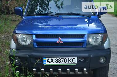 Mitsubishi Pajero Pinin 2000 в Киеве