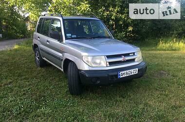 Mitsubishi Pajero Pinin 2001 в Андрушевке