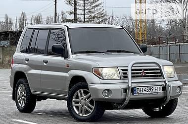 Внедорожник / Кроссовер Mitsubishi Pajero Pinin 2002 в Одессе