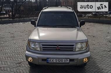 Внедорожник / Кроссовер Mitsubishi Pajero Pinin 2003 в Харькове