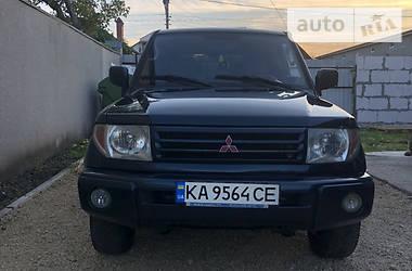 Внедорожник / Кроссовер Mitsubishi Pajero Pinin 2002 в Черноморске
