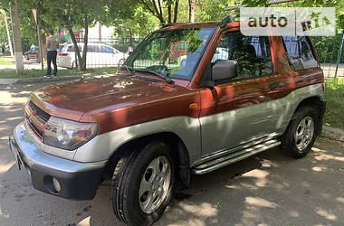 Внедорожник / Кроссовер Mitsubishi Pajero Pinin 1999 в Одессе