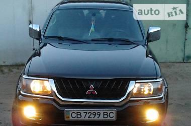 Mitsubishi Pajero Sport 2002 в Киеве