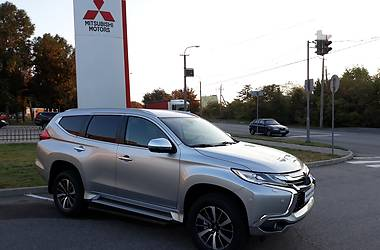 Mitsubishi Pajero Sport 2018 в Днепре