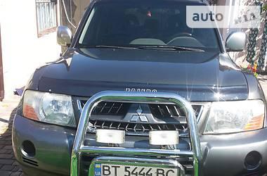 Mitsubishi Pajero Wagon 2001 в Херсоне