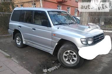 Mitsubishi Pajero Wagon 1999